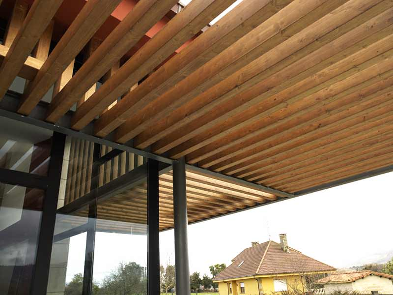 Galería de fotos: Chalet en madera 02